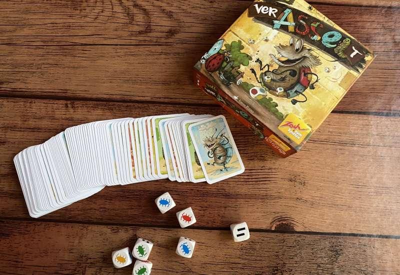 Zoch/Spiele & Puzzles:Voll verasselt