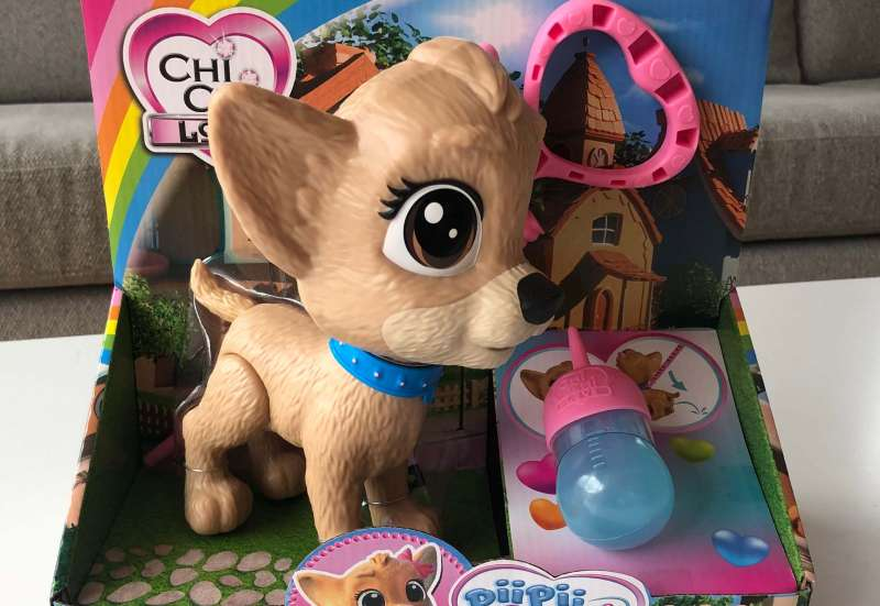 Simba/Kinder Rollenspiele:Chi Chi Love - Pii Pii Puppy