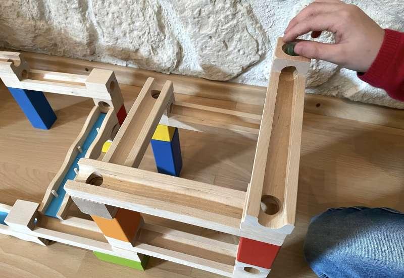 Eichhorn/Bauen & Konstruieren:Eichhorn große Murmelbahn