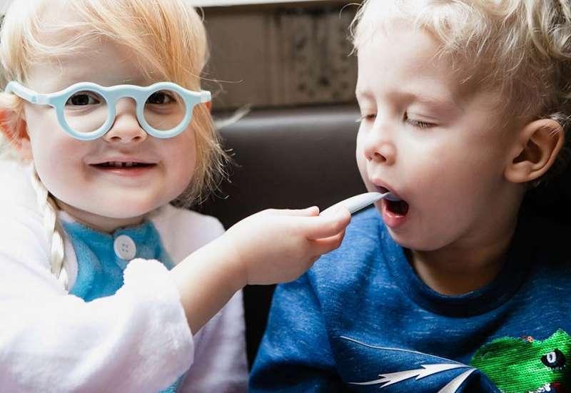 Smoby/Kinder Rollenspiele:Der Baby Care Doktorkoffer