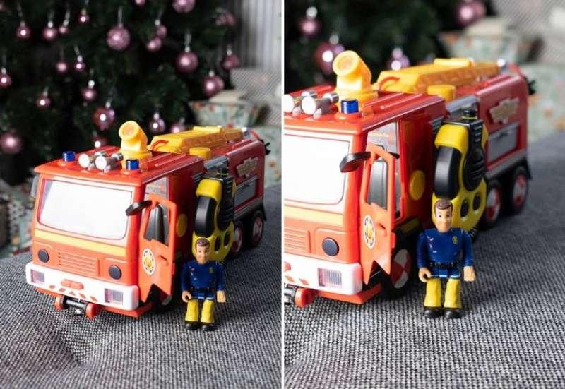 Simba/Hobby (z. B. Eisenbahnen, Quadcopter):Weihnachten mit der ToyBoxx