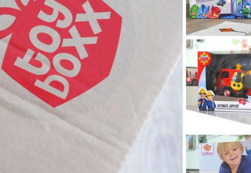 Simba/Autos, Fahrzeuge, Boote & Flieger:Unboxing – Toy Boxx Nr. 7