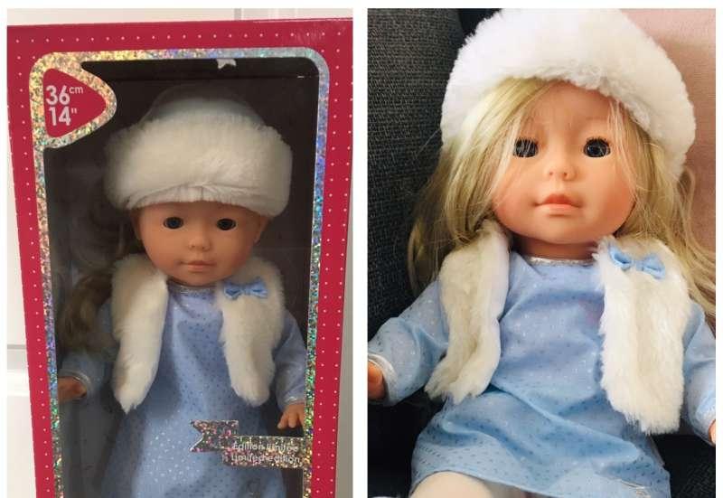 Simba/Puppen & Puppenzubehör:Puppe von Corolle