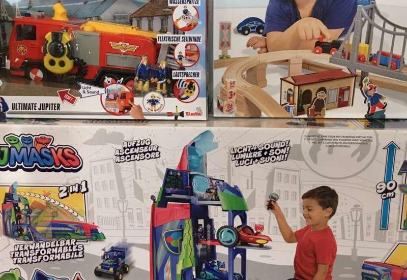 Simba/Spielewelten & Sammelfiguren:3 tolle Produkte -ToyBoxx