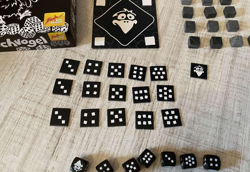 Zoch/Spiele & Puzzles:Pechvogel von Zoch