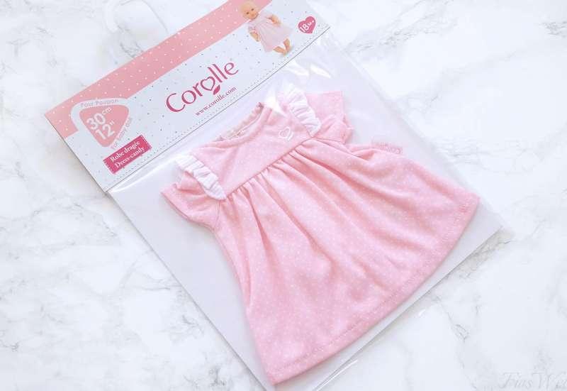 Simba/Puppen & Puppenzubehör:Corolle Kleid