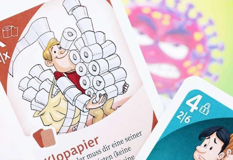 Noris/Spiele & Puzzles:Pandemie Poker