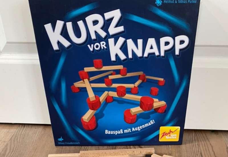 Zoch/Spiele & Puzzles:Kurz vor Knapp