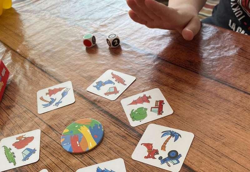 AMIGO/Spiele & Puzzles:Clack! Family