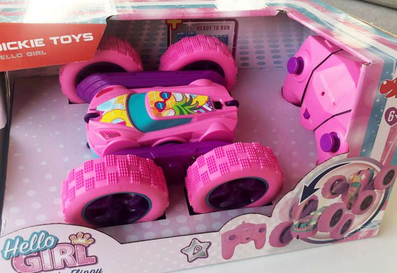 Dickie Toys/Autos, Fahrzeuge, Boote & Flieger:Dickie Toys RC Candy Flippy
