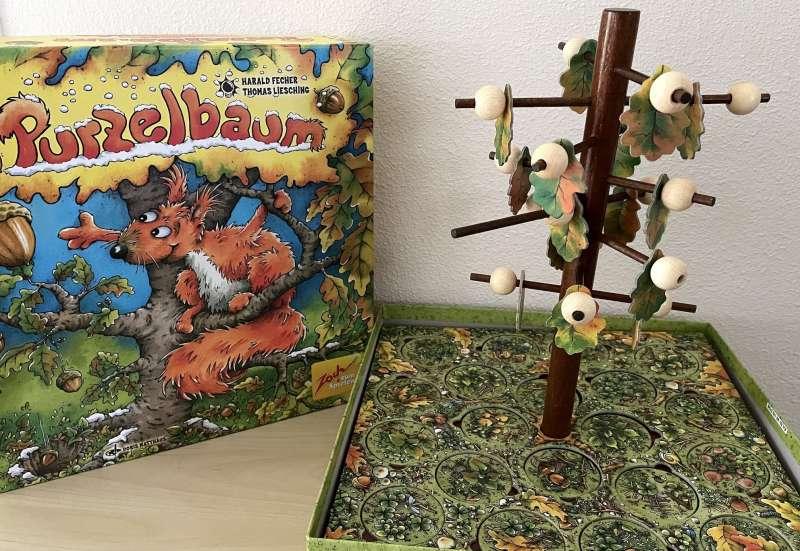 Zoch/Spiele & Puzzles:Purzelbaum von Zoch