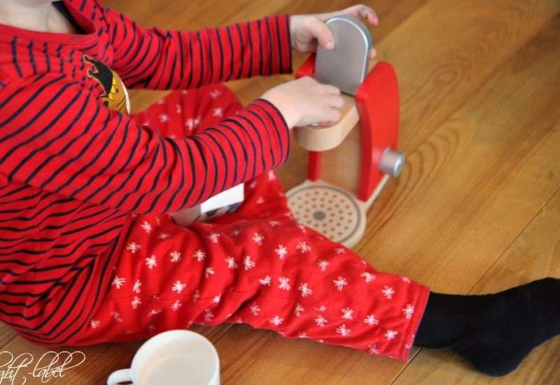 Eichhorn/Kinder Rollenspiele:Kaffee-Maschine von Eichhorn