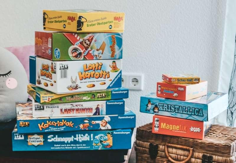 AMIGO/Spiele & Puzzles:Top 10 Gesellschaftsspiele