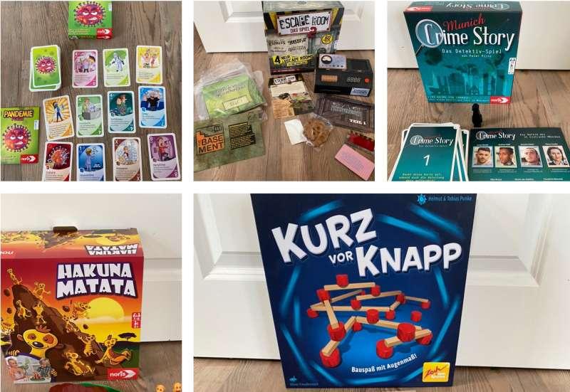 Noris/Spiele & Puzzles:Toy Boxx 1/2021