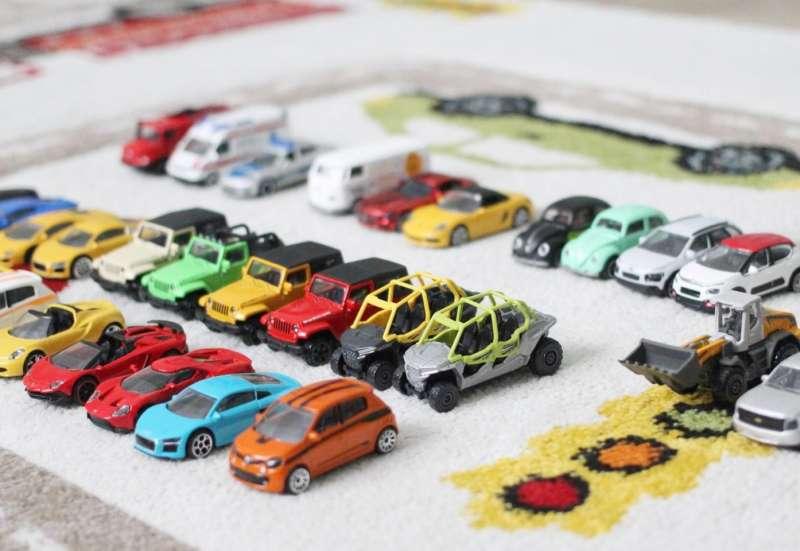 Majorette/Autos, Fahrzeuge, Boote & Flieger:Majorette 30+3 Discovery Pack