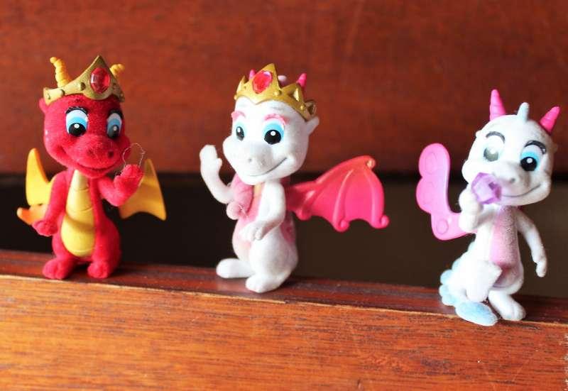 Simba/Spielewelten & Sammelfiguren:Safiras: Drachen zum Sammeln