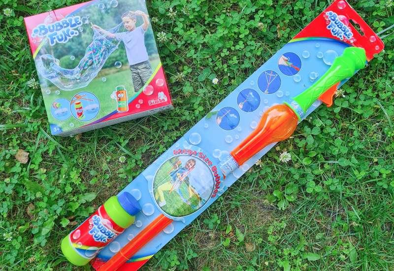 Simba/Outdoor & Sport:Seifenblasen Spaß