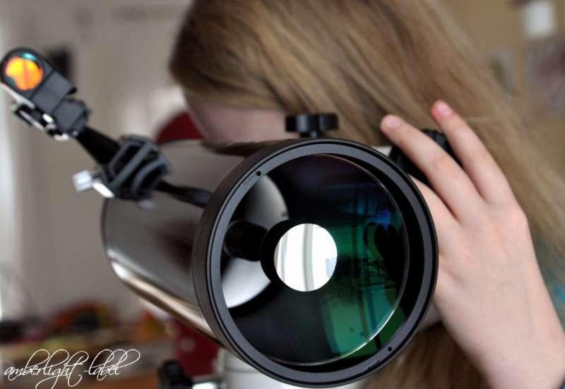 Sonstige/Forschen & Entdecken:Teleskop für Kinder