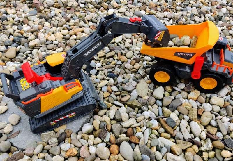 Dickie Toys/Autos, Fahrzeuge, Boote & Flieger:Unboxing Toy Boxx 02/2021
