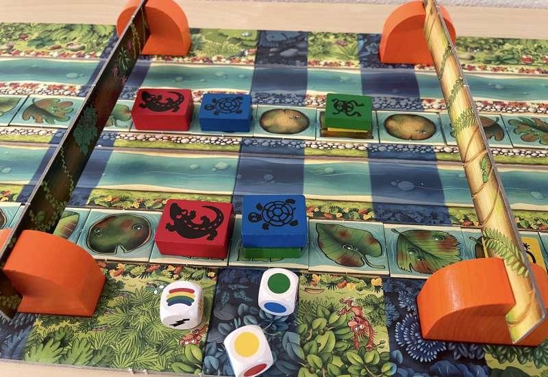 Zoch/Spiele & Puzzles:Go Gecko Go von Zock