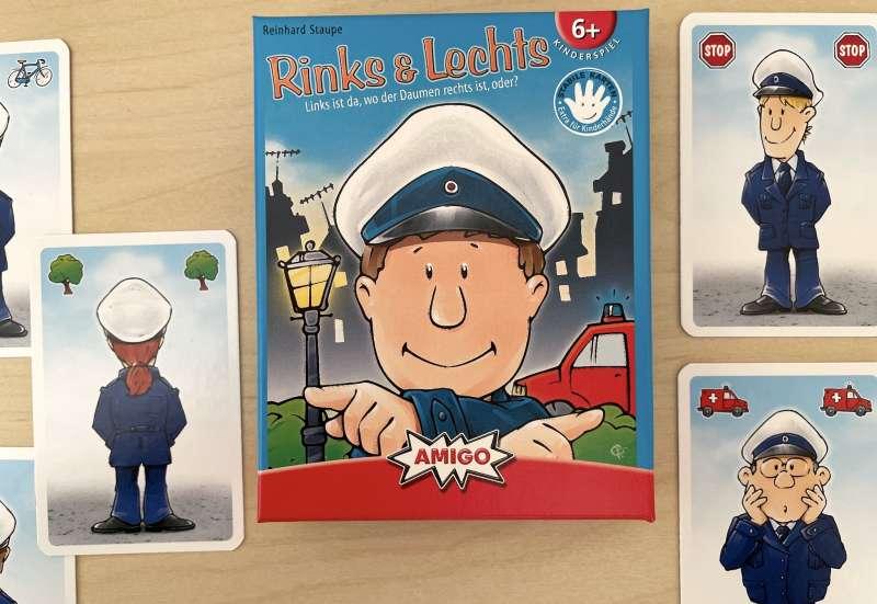 AMIGO/Spiele & Puzzles:Rinks&Lechts von AMIGO