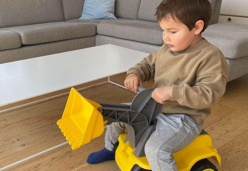 BIG/Kinderfahrzeuge (z. B. Bobby Car):BIG-Power-Worker Maxi Loader