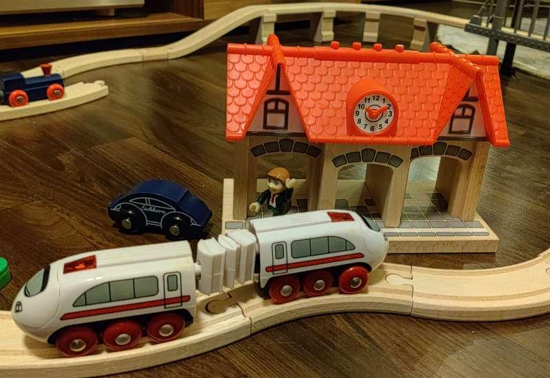 Eichhorn Ferngesteuerter Zug