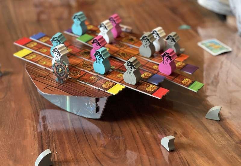 Zoch/Spiele & Puzzles:Achtung Piraten!