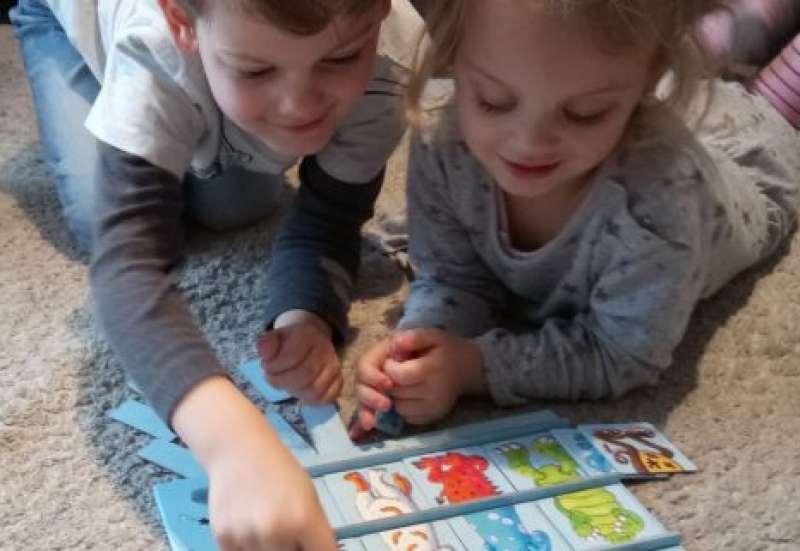 Zoch/Spiele & Puzzles:Tierisch verrückter Spielspaß