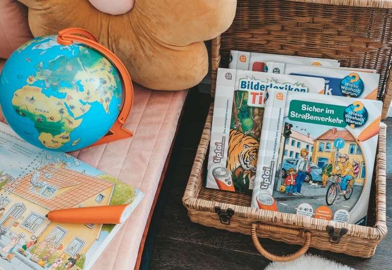 RAVENSBURGER/Basteln, Malen & Kreativ:Unsere liebsten tiptoi Bücher