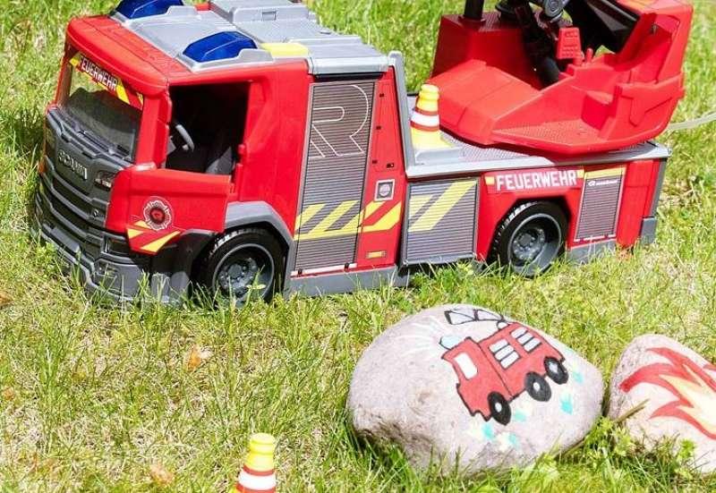 Dickie Toys/Autos, Fahrzeuge, Boote & Flieger:Feuerwehr Partyideen