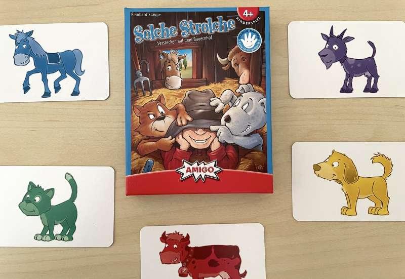 AMIGO/Spiele & Puzzles:Solche Strolche von AMIGO