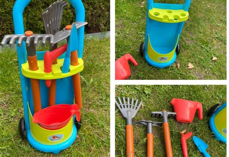 Smoby/Outdoor & Sport:Gartentrolley von Smoby