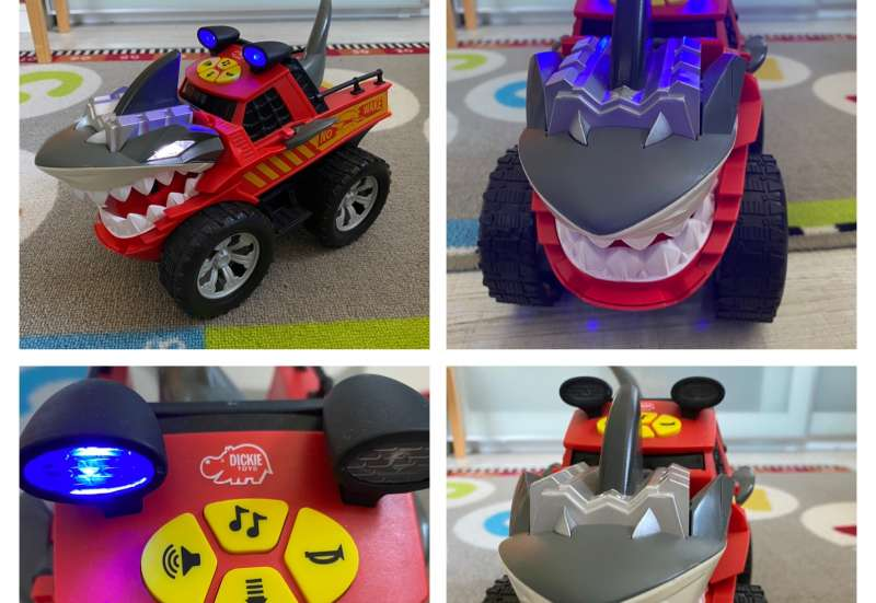 Dickie Toys/Autos, Fahrzeuge, Boote & Flieger:Shaking Shark