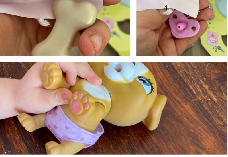 Simba/Kinder Rollenspiele:Pamper Petz von Simba