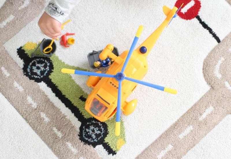 Simba/Spielewelten & Sammelfiguren:Sam Hubschrauber Wallaby II