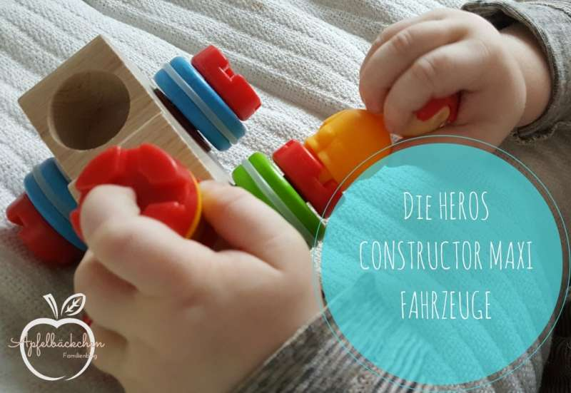 Heros/Baby- & Kleinkindspielzeug:HEROS Constructor MAXI LOK