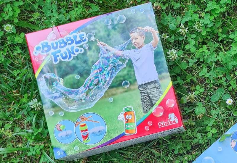 Simba/Outdoor & Sport:Bubble Fun Seifenblasen Lasso