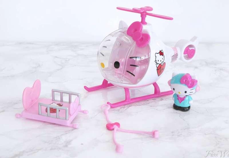 Dickie Toys/Spielewelten & Sammelfiguren:Hello Kitty Hubschrauber