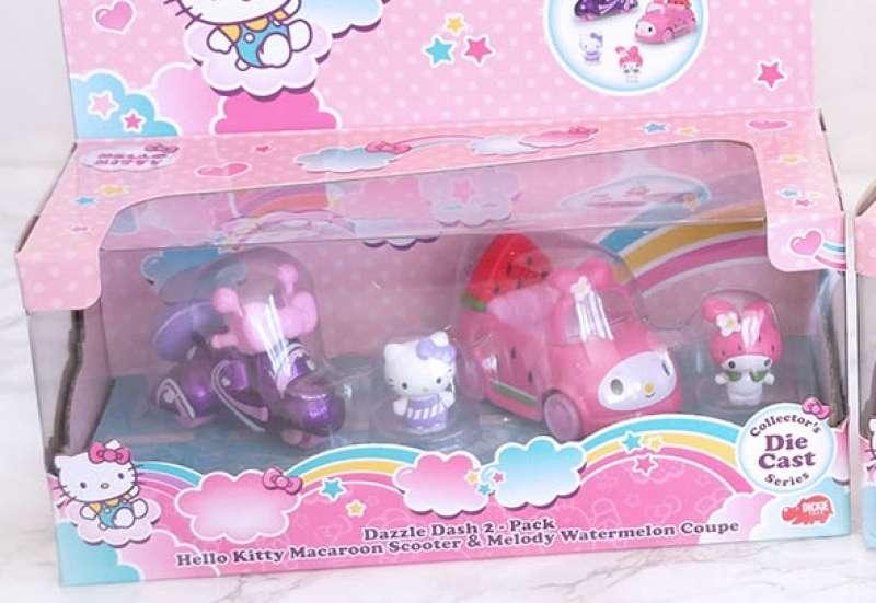 Hello Kitty Macaroon + Melody