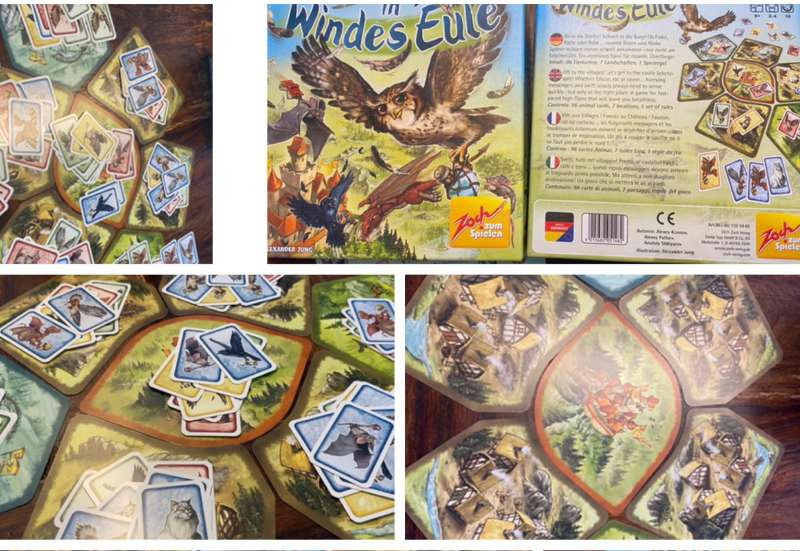 Zoch/Spiele & Puzzles:In Windes Eule