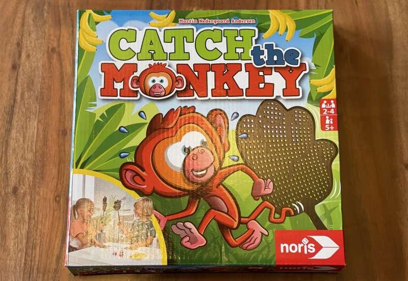 Noris/Spiele & Puzzles:Fang den Affen