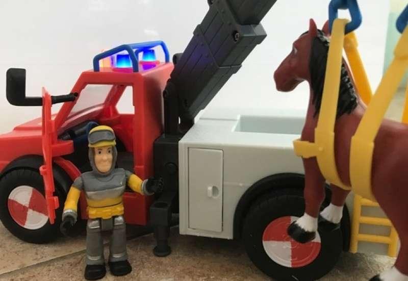 Alarm für Feuerwehrmann Sam!