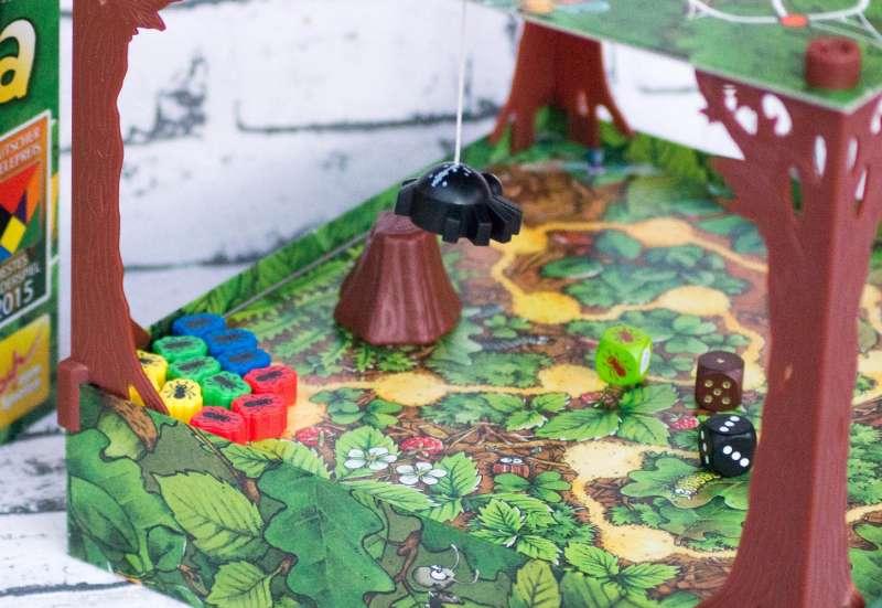 Zoch/Spiele & Puzzles:Spinderella schnappt zu