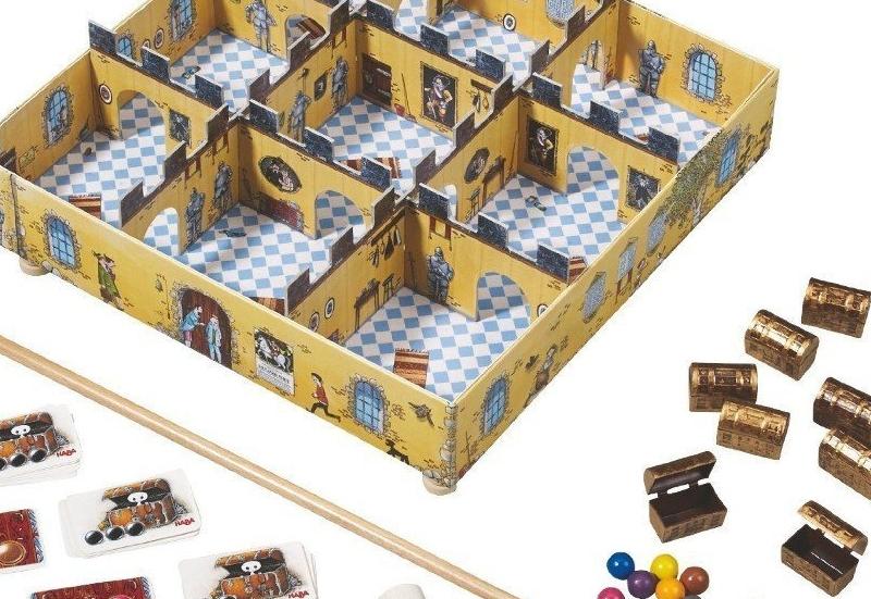 HABA/Spiele & Puzzles:Das kleine Gespenst