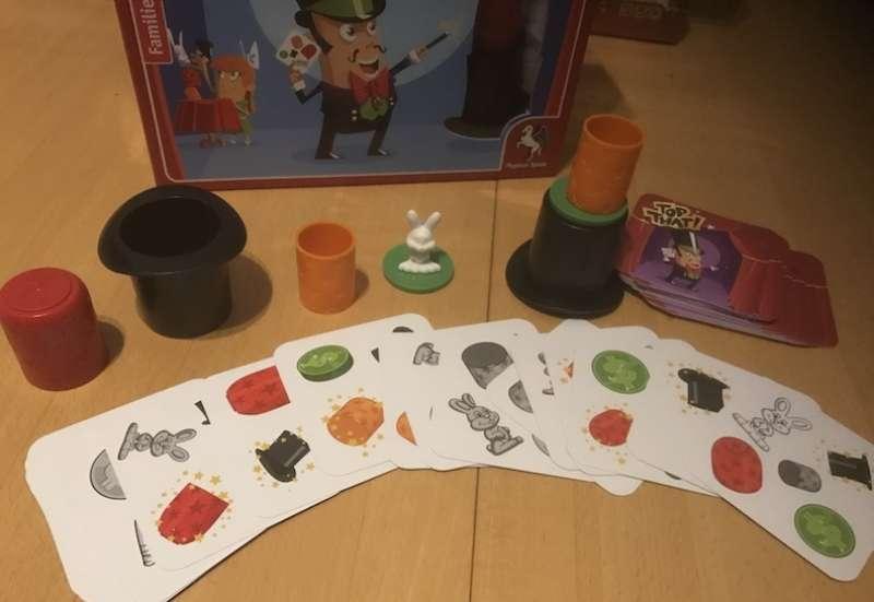Sonstige/Spiele & Puzzles:Top That!