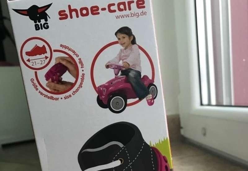 BIG/Kinderfahrzeuge (z. B. Bobby Car):BIG Shoe-Care Schuhschoner