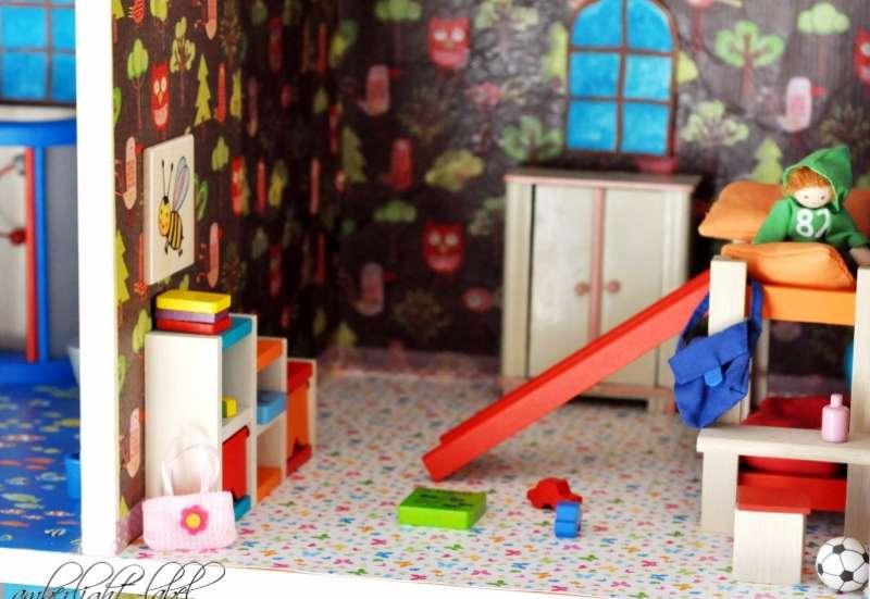 Sonstige/Puppen & Puppenzubehör:Puppenhausmöbel von Selecta