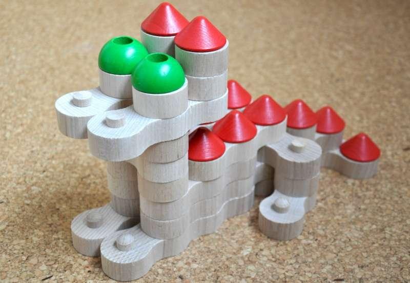 Heros/Bauen & Konstruieren:Kettenbausteine von Heros