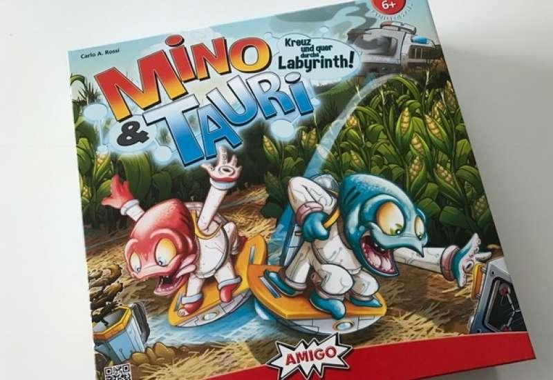 AMIGO/Spiele & Puzzles:Außerirdischer Spielspaß mit..